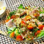 夏に食べたいアカモク(別名:ギバサ)レシピ